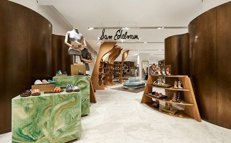 Sam Edelman expands in China