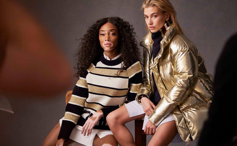 Hailey Baldwin and Winnie Harlow to serve as Global Brand Ambassadors for Tommy Hilfiger