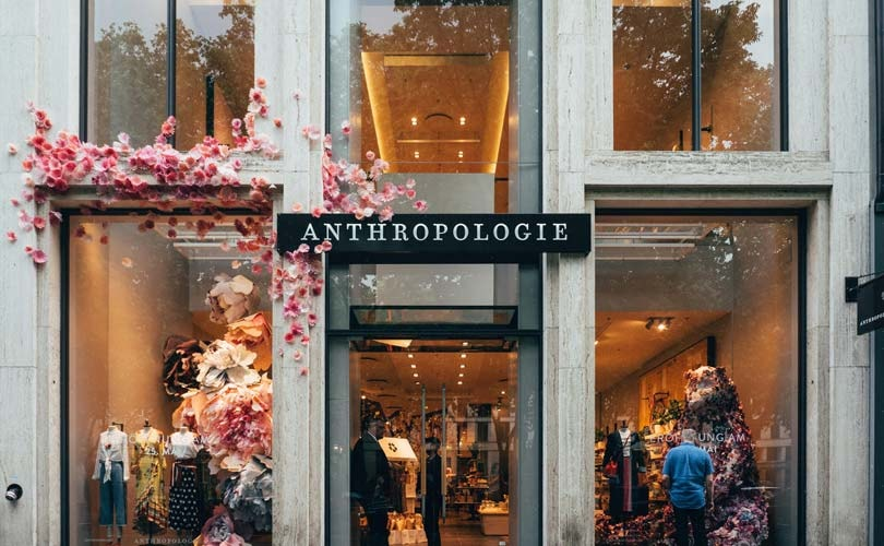 b1c0a7763c97 Anthropologie launches first continental European store