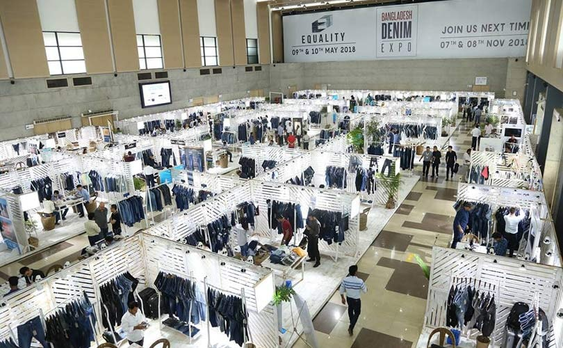 Bangladesh Denim Expo opens its 8th edition in Dhaka