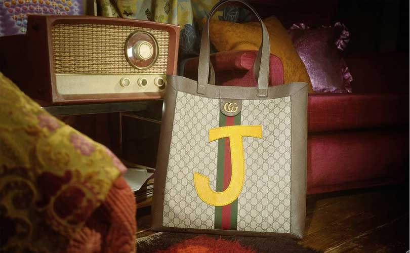 99764e3be98b Gucci launches online DIY service to personalize bags and sneakers