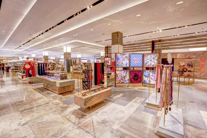 Harvey Nichols opens a new store in Doha, Qatar