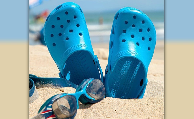 ad167e590 Crocs shuts social media rumors that it would be going out of business