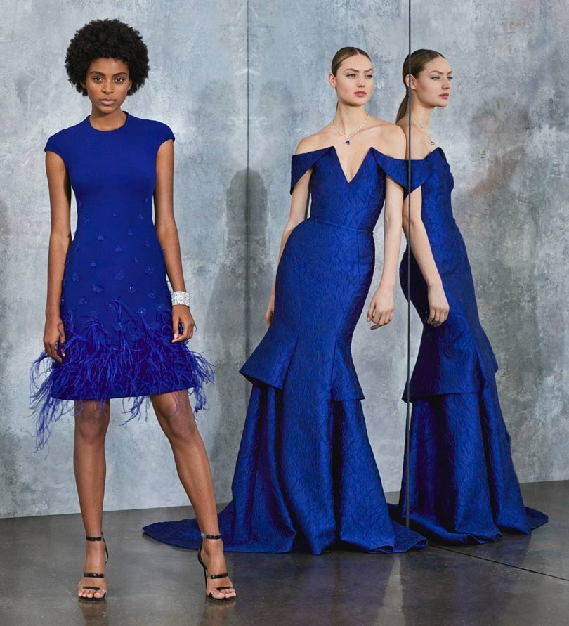 Pamella Roland takes timeless approach for resort collection