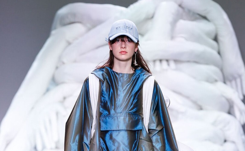 Feng Chen Wang explores human connectivity at NYFW: Men's
