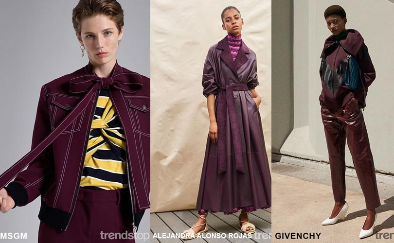 Spring Summer 2020 Women's Colour Directions