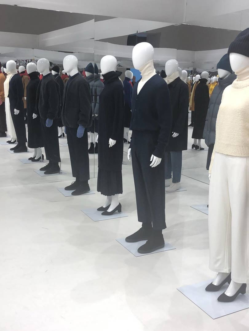 The Art and Science of Lifewear: Uniqlo debuts exhibition in Paris