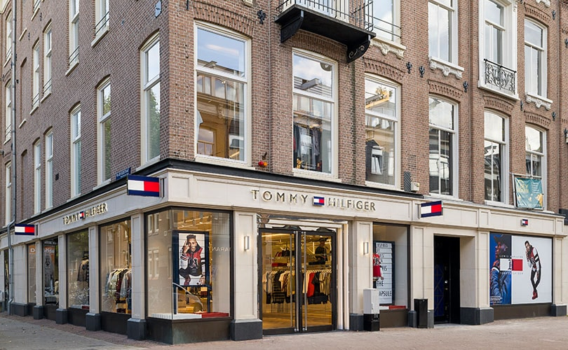 df0c79119 'The store of the future': Inside Tommy Hilfiger's Amsterdam store