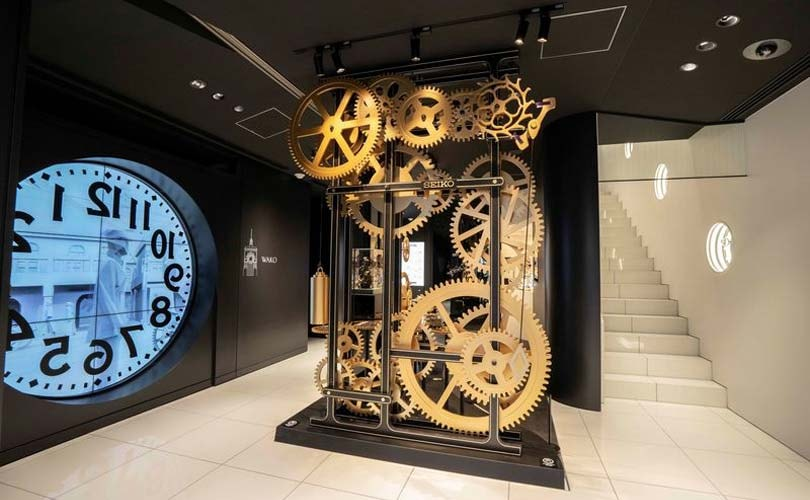 Seiko opens watchmaking world in Tokyo