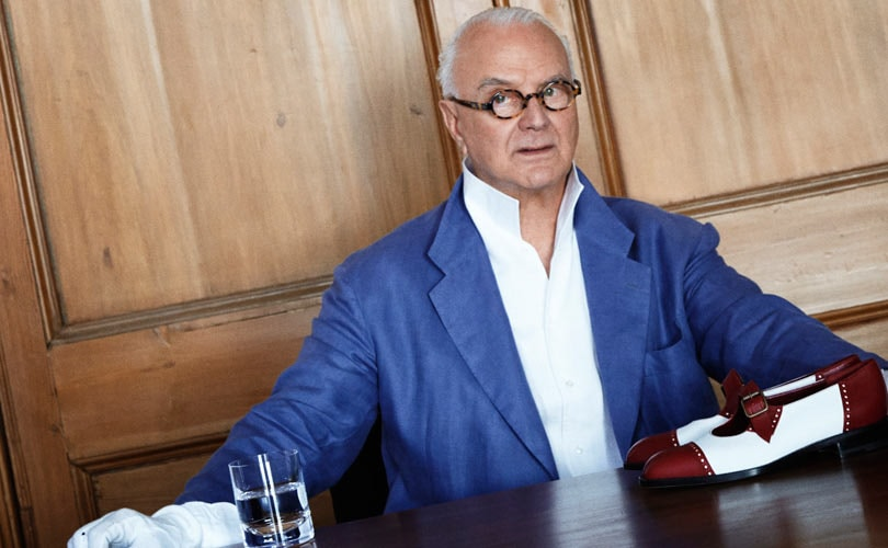 Manolo Blahnik to open exhibition at The Wallace Collection