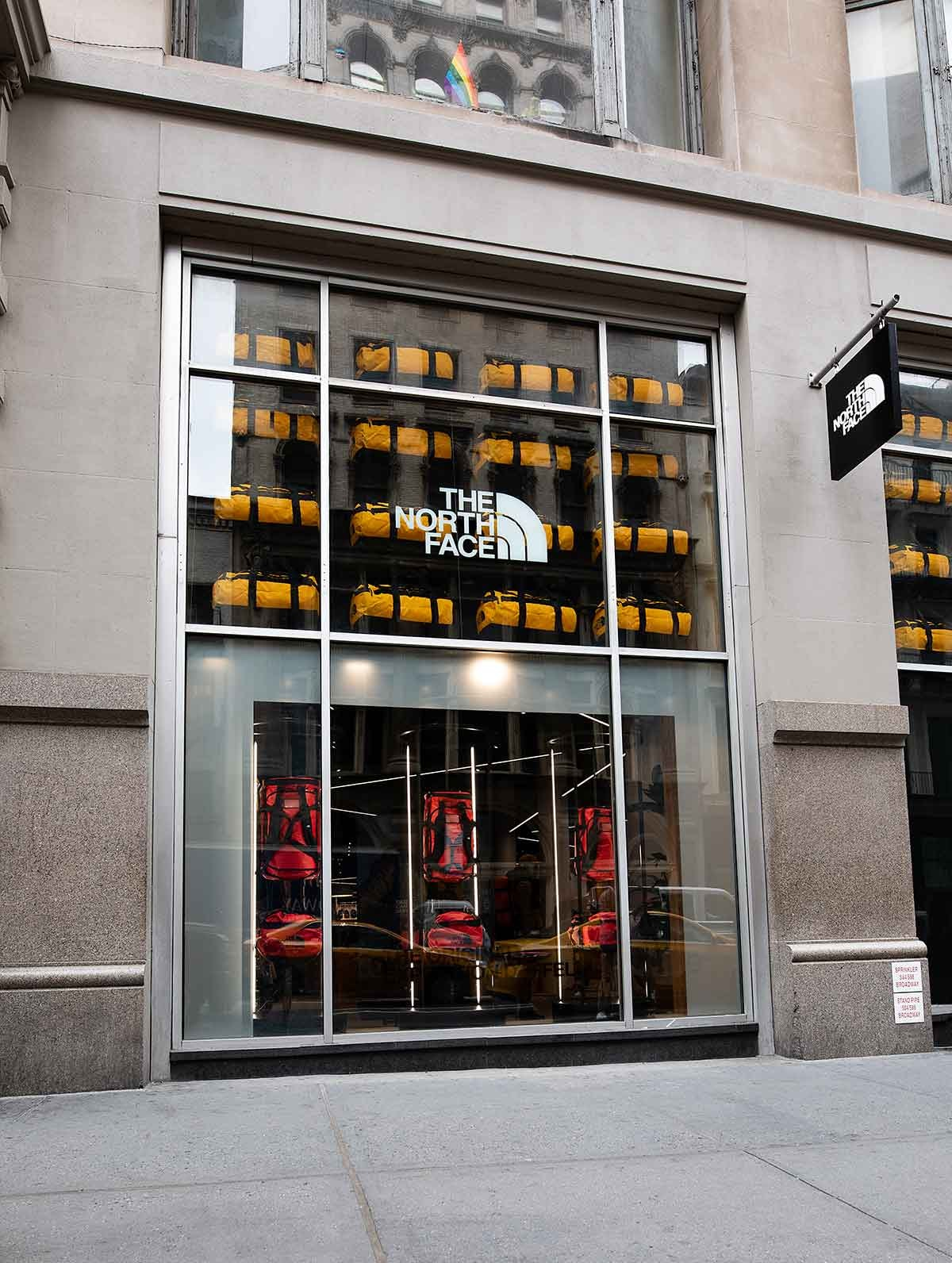 The North Face unveils new basecamp-themed retail concept in Soho