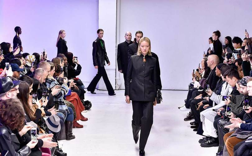 Ralph Lauren and the missing icons at New York Fashion Week