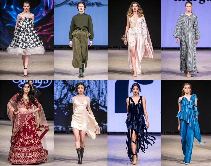 Vancouver Fashion Week F/W 19  - Highlights