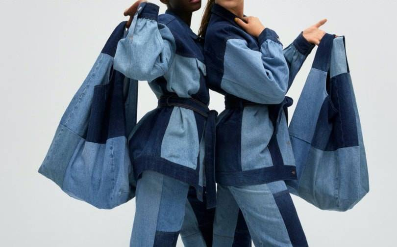 Monki announces its limited, upcycled denim collection