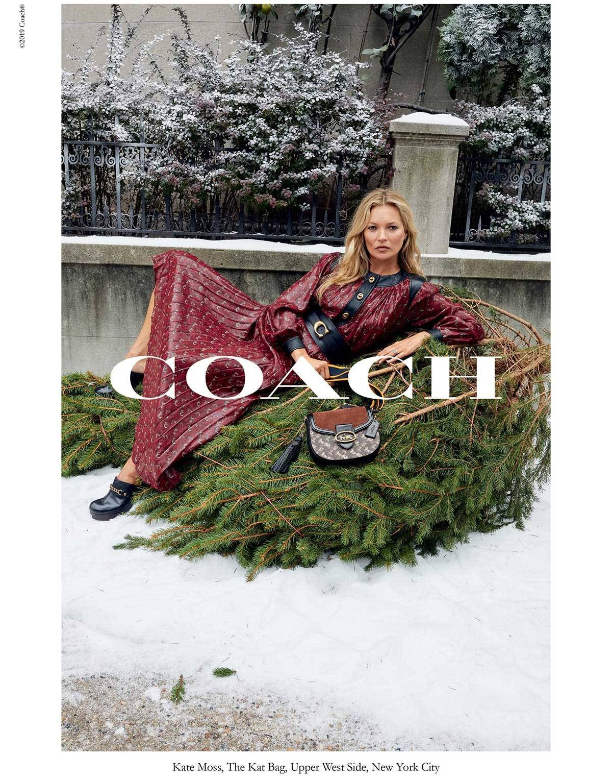 "Coach launches ""Wonder for All"" holiday campaign"