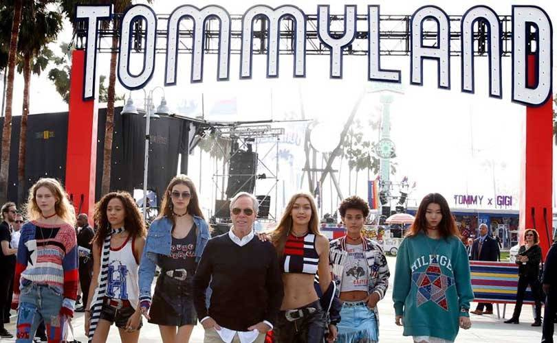 In Pictures: Tommy Hilfiger x Gigi introduce Tommyland