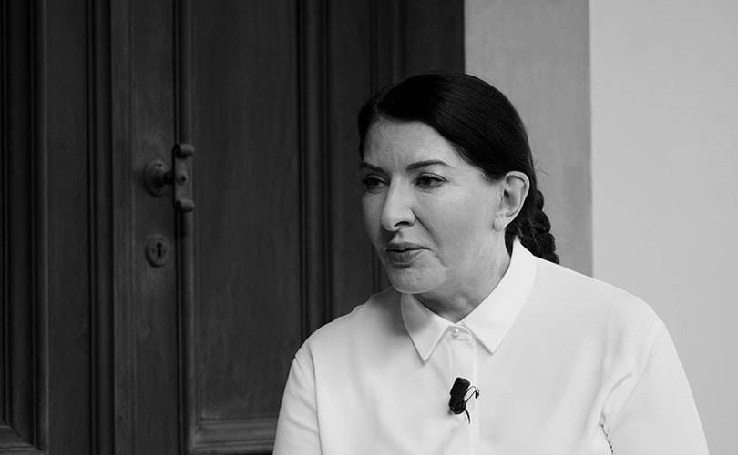 Polimoda launches documentary series with cultural icons, starting with Marina Abramović