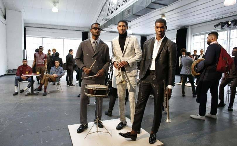Second Men's Fashion Week kicks off in New York